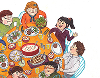 Around A Table (star crumbs, nov'14)