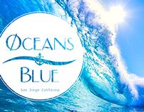 Oceans Blue - Brand Image