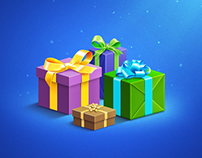 New Year app