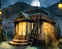 Ghost Encounters: Deadwood - Mobile Adventure Game