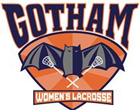 Gotham Women's Lacrosse Logos