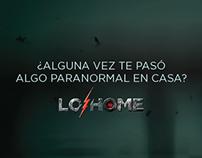 LoJack - Campaña Viernes 31 - LoHome