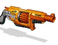 Nerf: Doomlands 2169: Lawbringer