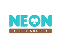 Neon Pet Shop | Visual Identity