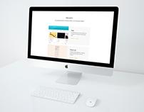 Portfolio (Front-End Web)