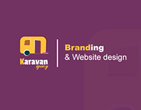 Karavan Agency || Branding & Website