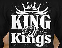 King of kings hoodie