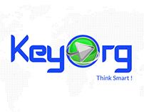 KeyOrg.net Brand Identity