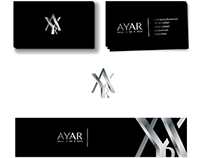 Logo , business card and facebook cover designs