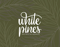 White Pines Entertainment Branding
