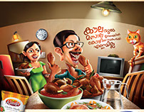 KAULA Chicken Masala Ad