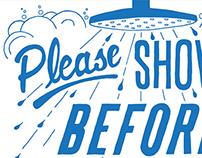 Please Shower