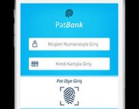 PatBank UI
