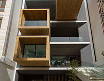 About face: Townhouse in Tehran