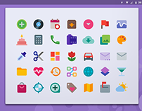 Free Material Design Icons