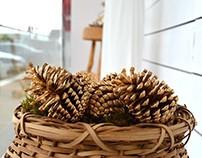 Vitrine de Natal 2014 - Marcia Aquino