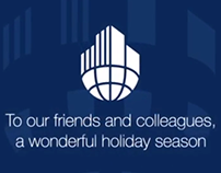 Cushman & Wakefield 2014 Animated Holiday Card