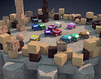 Car Battles And Destructions