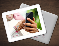 QLM ( Mobile Application Brochure )