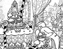 Hidden Pictures - Princess Poplolly