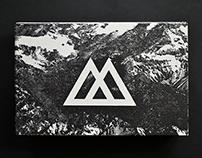 Tarjetas de presentación Andes