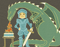Adventure - Birthday Card