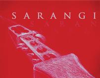 Sarangi Cd cover