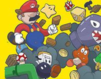 Rumble Mario