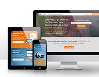 Novatex Solutions Website Design