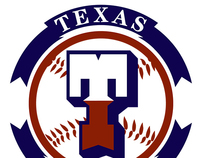 Texas Rangers Rebrand
