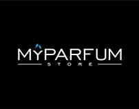 My Parfum Store Corporate ID