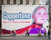 Coppertone: Protect Your Little Hero