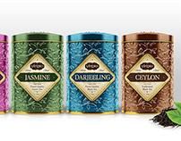 SAYLORD premium teas