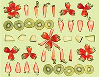 Fruit Patterns