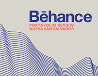 Behance Portfolio Review - Nueva San Salvador