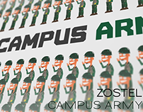 Campus Army Infographic Video and Creatives