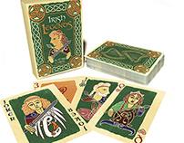 Irish Legends - Playing Cards