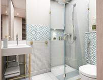 Guest Bathroom | Hotel in Oman