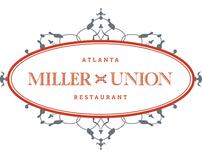 Miller Union Restaurant Branding