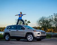 Shauna Currier - Jeep