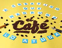 Café Lettering