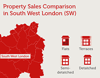 Infographic for Estate Agent