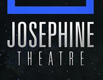 Josephine Theatre Rebrand