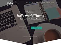 Hello World Theme