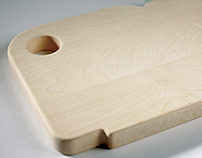 Noah's Whale, cutting board
