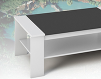 Furniture with city name
