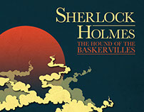 Book Cover: Sherlock Holmes - Hound of the Baskervilles