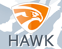 Infographic - HTML Framework (HAWK)