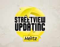 Streetview Updating by Hertz