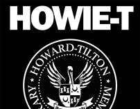 Howie-T Album Covers